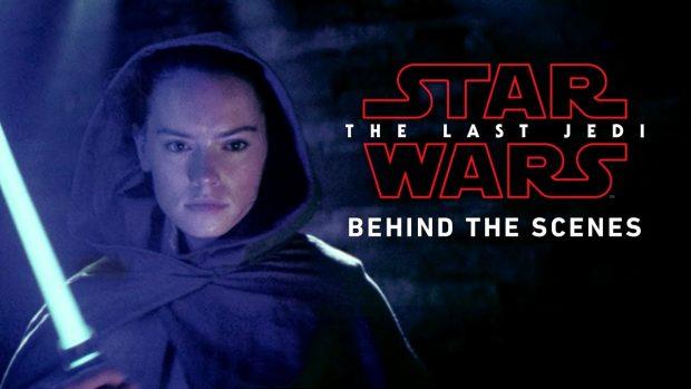 STAR WARS – THE LAST JEDI: Behind The Scenes