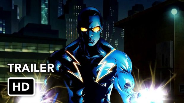 The CW – Comic-Con DC Superhero-Trailer: BLACK LIGHTNING