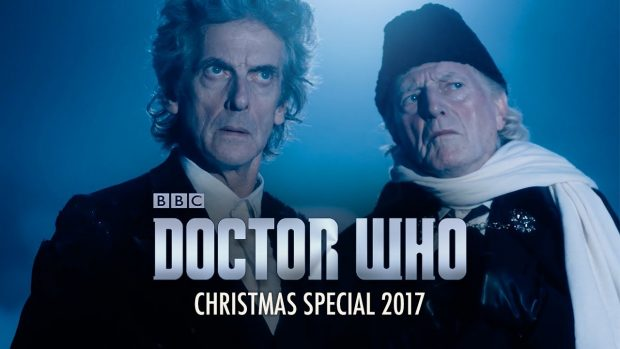 Trailer: DOCTOR WHO Christmas Special 2017