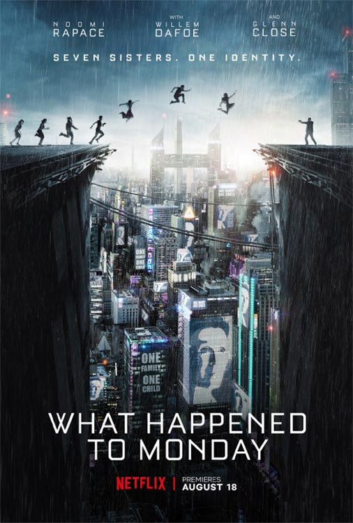 Trailer: WHAT HAPPENED TO MONDAY