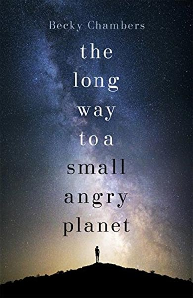 Becky Chambers THE LONG WAY TO A SMALL, ANGRY PLANET für 99 Cent (Kindle)