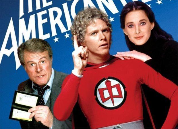 GREATEST AMERICAN HERO-Reboot mit weiblicher Hauptrolle
