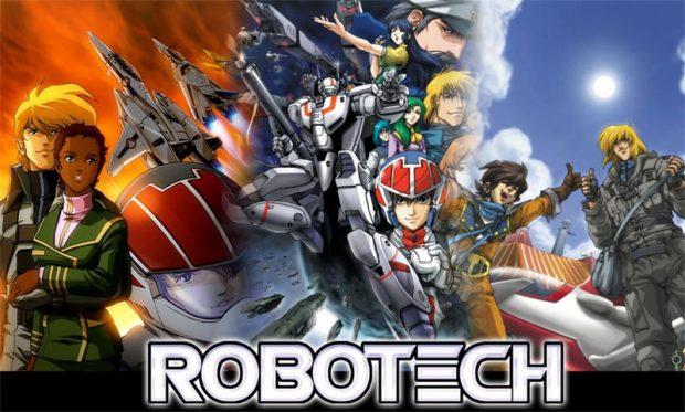 ROBOTECH (alias MACROSS) wird zum Kinofilm