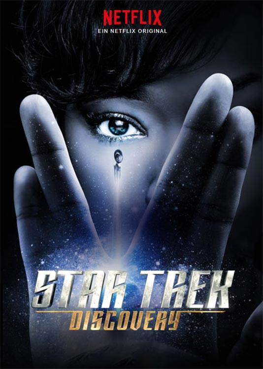 STAR TREK DISCOVERY ab dem 25. September bei Netflix