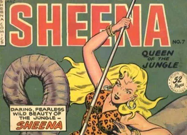 Neuer Kinofilm: SHEENA, QUEEN OF THE JUNGLE