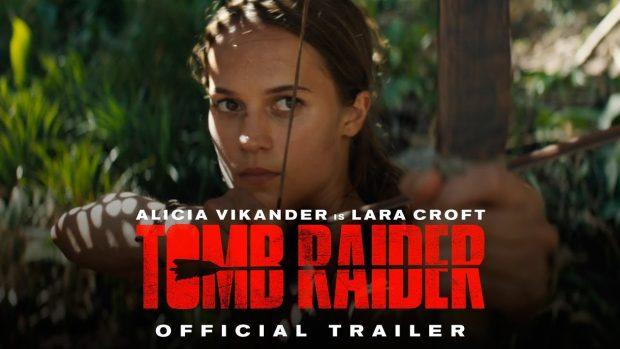 Erster Trailer: TOMB RAIDER