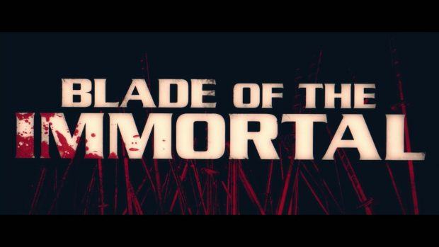 Trailer: BLADE OF THE IMMORTAL