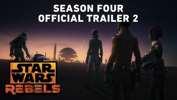 Trailer: STAR WARS REBELS Staffel 4