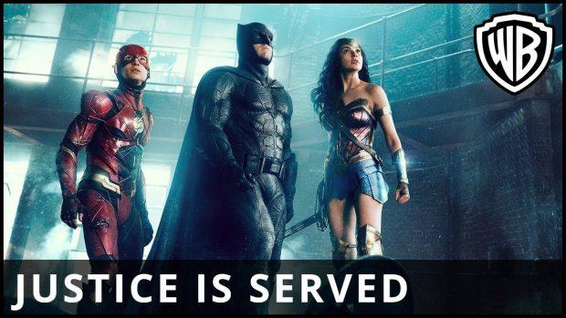 Letzter Trailer: JUSTICE LEAGUE