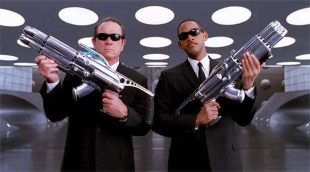 In Arbeit: MEN IN BLACK-Spinoff
