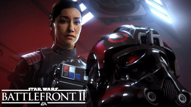 STAR WARS BATTLEFRONT II – Single Player Trailer
