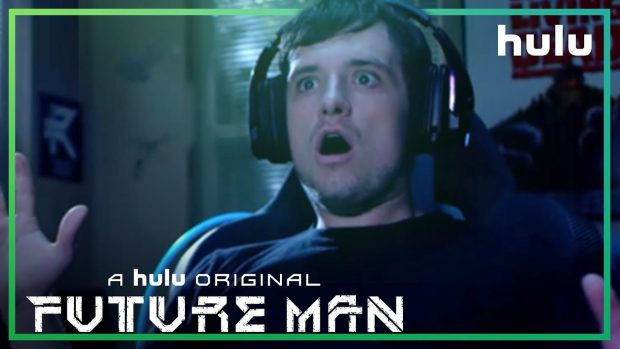 Trailer: Hulus FUTURE MAN
