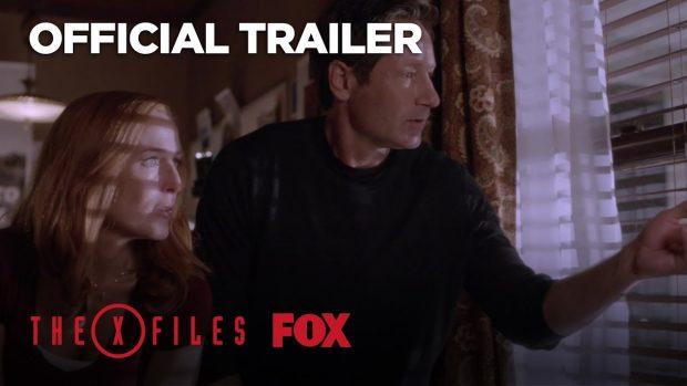 Trailer: X‑FILES Staffel 11