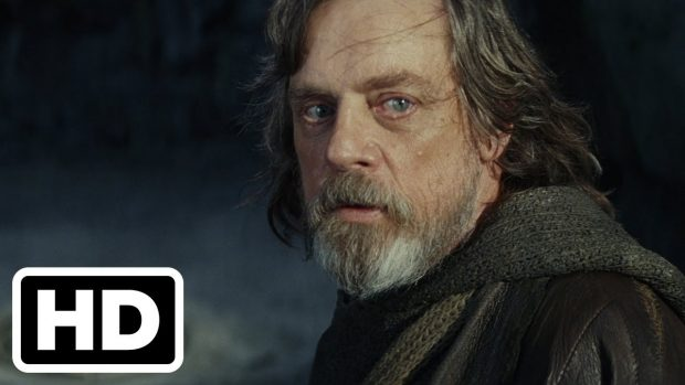 Wow! Neuer Trailer: THE LAST JEDI