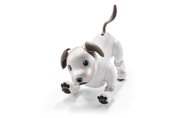 Aibo – The Next Generation