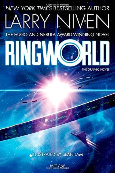 Amazon produziert RINGWORLD-Serie nach Larry Niven