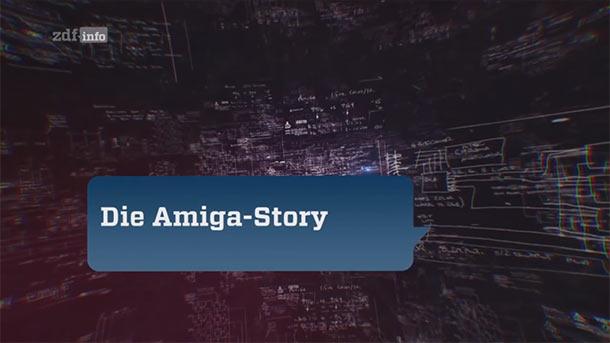 Dokumentation DIE AMIGA STORY kostenlos bei Archive.org