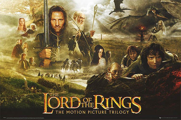Amazon will LORD OF THE RINGS-Fernsehserie produzieren