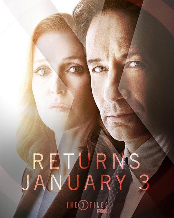 Poster und Termin für nächste X‑FILES-Staffel