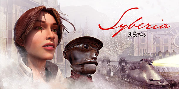 Steampunk-Adventure SYBERIA gratis bei Good Old Games
