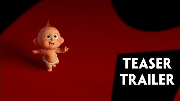 Teaser: THE INCREDIBLES 2
