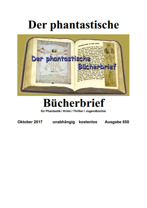DER PHANTASTISCHE BÜCHERBRIEF 650 – November 2017
