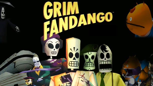 Für lau bei Good Old Games: GRIM FANDANGO REMASTERED