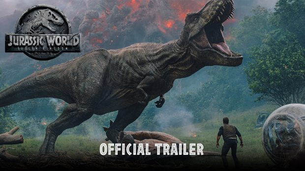 Erster Trailer: JURASSIC WORLD – FALLEN KINGDOM
