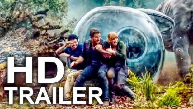 Run! Teaser zu JURASSIC WORLD 2 – FALLEN KINGDOM