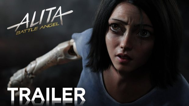 Trailer – ALITA: BATTLE ANGEL