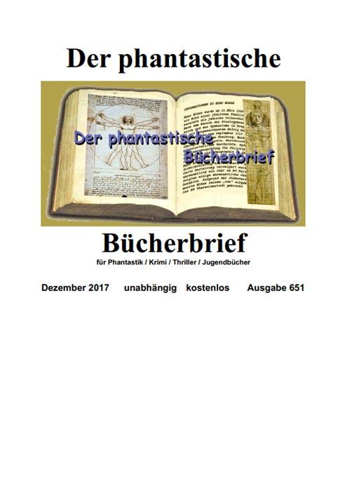 DER PHANTASTISCHE BÜCHERBRIEF 651