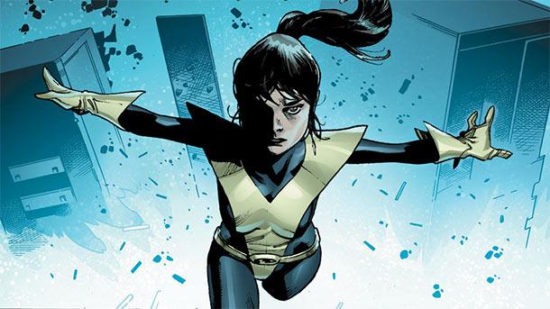 Marvel: Pläne für einen Kitty Pryde-Film