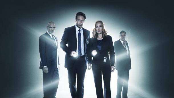 Chris Carter: Kein X-FILES ohne Scully