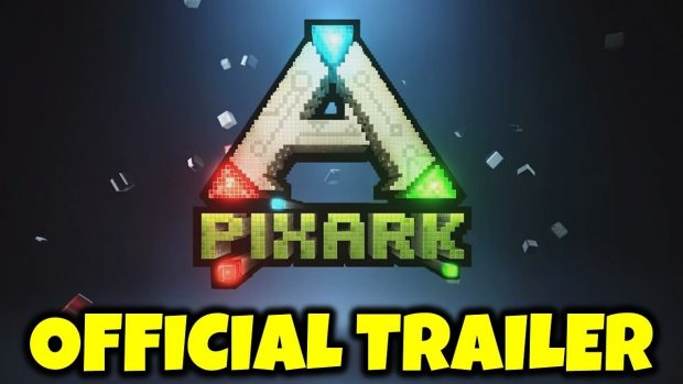 ARK Goes MINECRAFT: PixARK