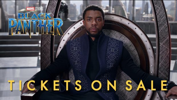 BLACK PANTHER – TV Spot