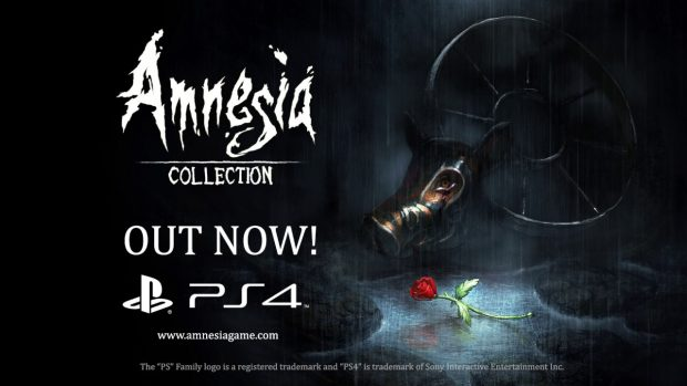 Kostenlos bei Humble: AMNESIA COLLECTION