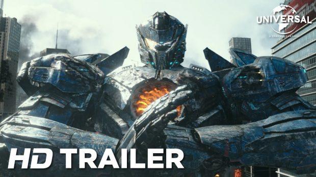 Neuer Trailer – PACIFIC RIM: UPRISING