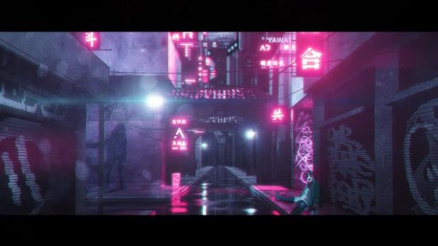 SF-Kurzfilm: 7THAEON