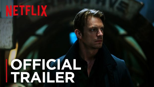 Trailer: ALTERED CARBON