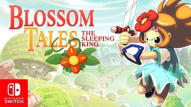 Gespielt: BLOSSOM TALES: THE SLEEPING KING auf der Switch
