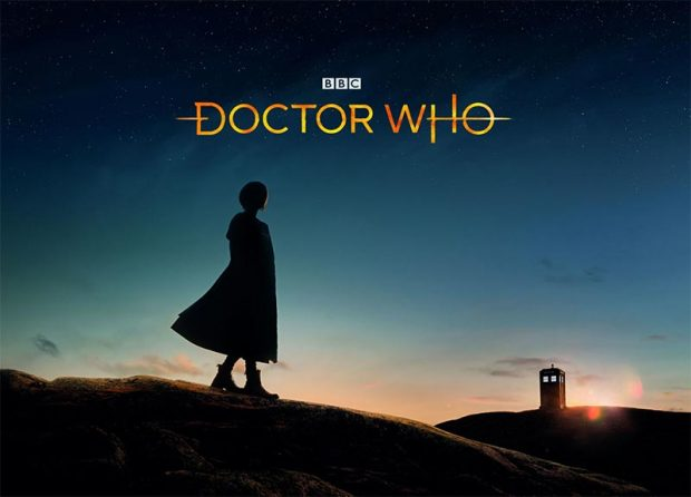 DOCTOR WHO Staffel 11: Neues Logo