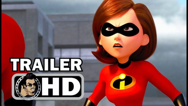 INCREDIBLES 2 Official Extended Trailer #2