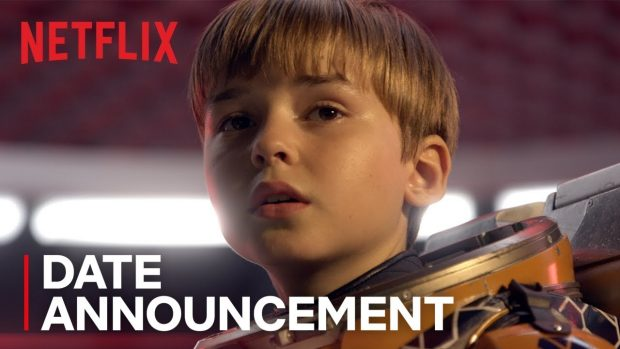 Teaser: Netflix' LOST IN SPACE