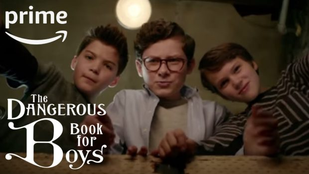 Trailer: Amazons THE DANGEROUS BOOK FOR BOYS