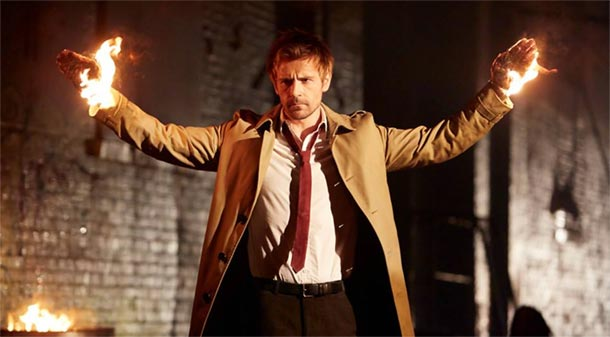 LEGENDS OF TOMORROW: John Constantine wird Teil der Crew