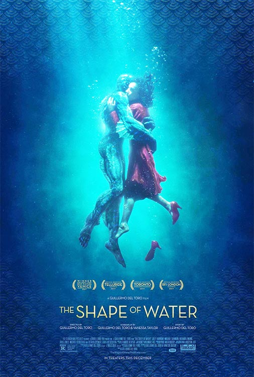 Academy Awards 2018: The Oscar goes to: THE SHAPE OF WATER