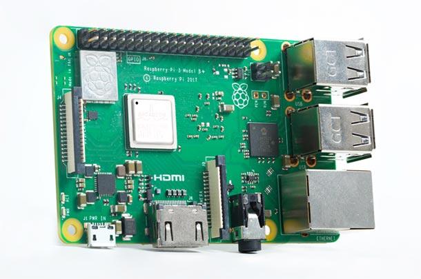 Bastler aufgemerkt: Neuer Raspberry Pi 3B+