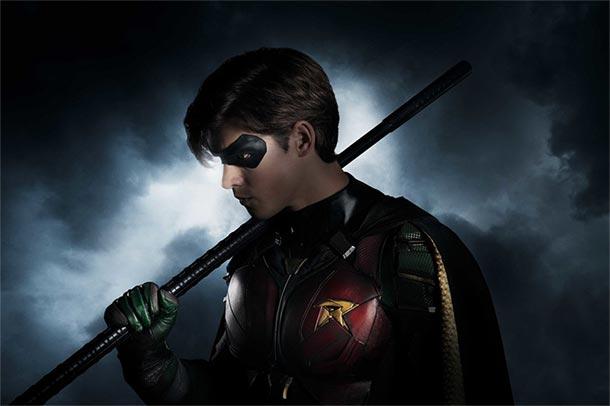 TITANS-Fernsehserie: Mehrere Robins?