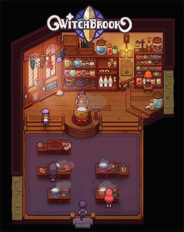Chucklefishs neues Spiel hat einen Namen: WITCHBROOK