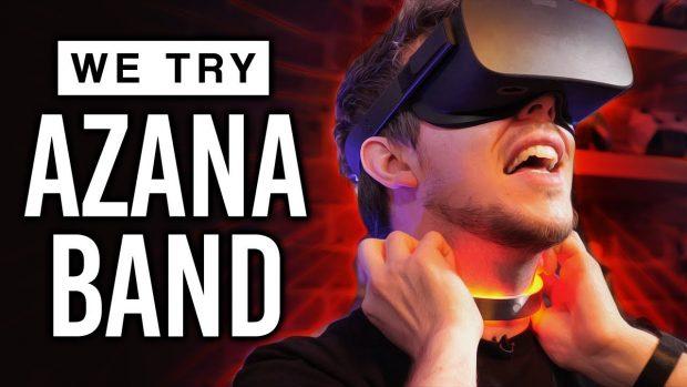 Aus dem Nichts: Gaming Device AzanaBand